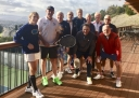 Men's Tennis Triumphs in Oakland